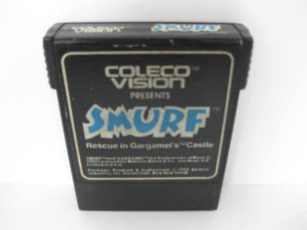 Smurf: Rescue in Gargamels Castle - ColecoVision Game