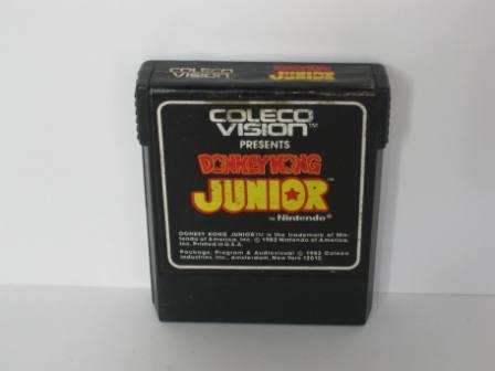 Donkey Kong Junior - ColecoVision Game