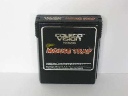 Mouse Trap w/ 2 inserts - ColecoVision Game