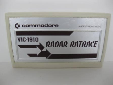 VIC-1910 Radar Ratrace - Vic-20 Game