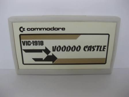 VIC-1918 Voodoo Castle - Vic-20 Game