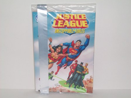 Justice League Comic (1 of 4) - Unstoppable Forces (SEALED)