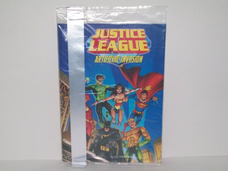 Justice League Comic (2 of 4) - Artificial Invasion (SEALED)