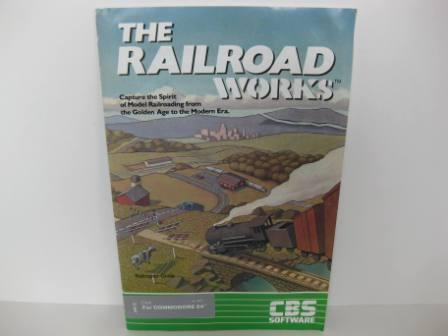 The Railroad Works - Commodore 64 Manual