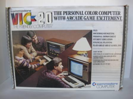 Commodore VIC-20 System (CIB)