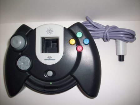 Dreamcast 3rd Party Controller (Black) - Dreamcast Accessory