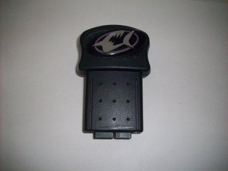 Gameshark Memory Card (Black) - Dreamcast Accessory