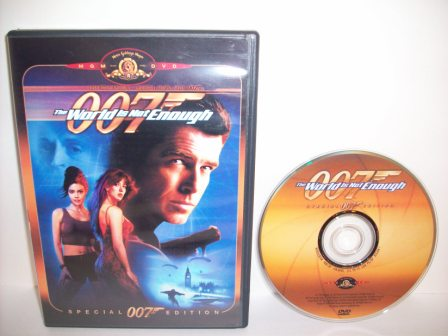 007 The World is Not Enough - DVD