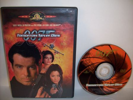 007 Tomorrow Never Dies - DVD