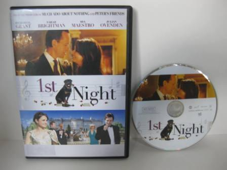 1st Night - DVD