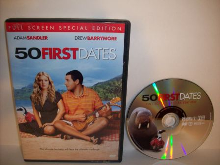 50 First Dates - DVD