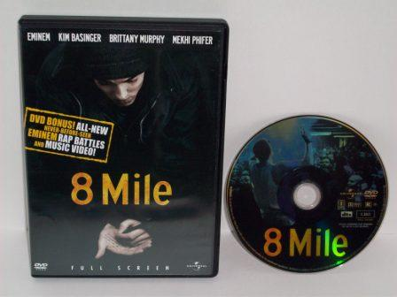 8 Mile Dvd 8 Mile Dvd