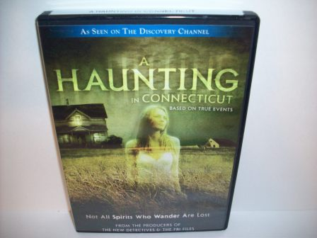 A Haunting in Connecticut (SEALED) - DVD