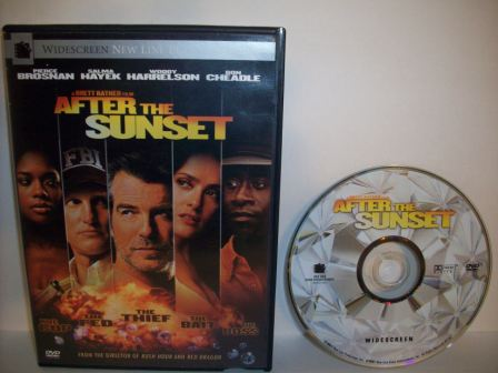 After the Sunset - DVD