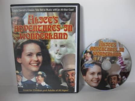 Alice's Adventures in Wonderland - DVD