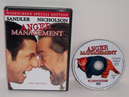 Anger Management - DVD
