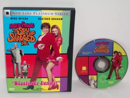 Austin Powers - The Spy Who Shagged Me - DVD
