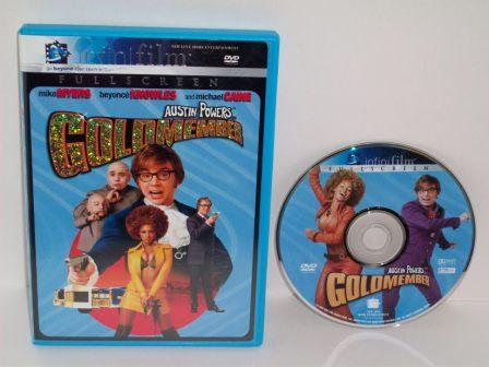 Austin Powers in Goldmember - DVD
