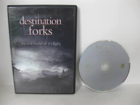 Destination Forks - The Real World of Twilight - DVD