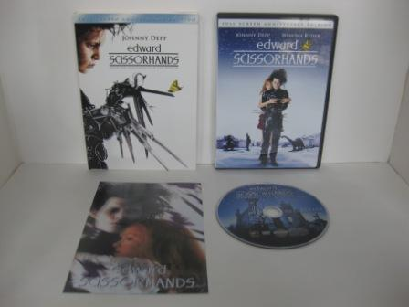 Edward Scissorhands - Anniversary Edition - DVD