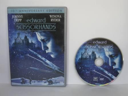 Edward Scissorhands - DVD