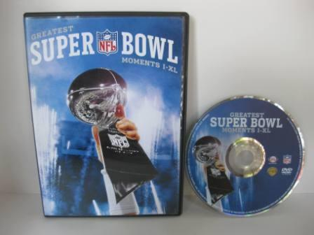 Greatest Super Bowl Moments I-XL - DVD