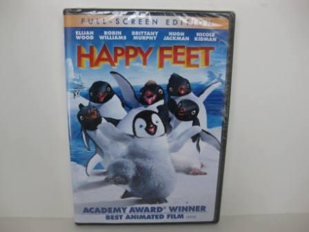 Happy Feet (SEALED) - DVD