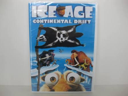 Ice Age Continental Drift (SEALED) - DVD