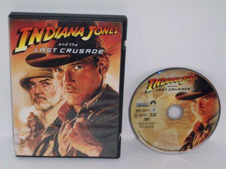 Indiana Jones and the Last Crusade - DVD