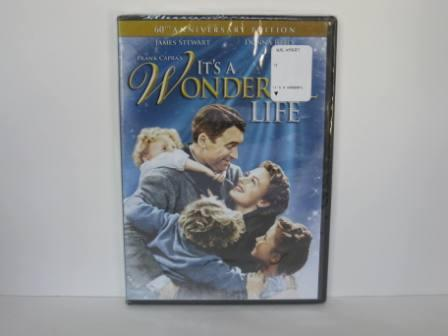 It's a Wonderful Life: 60th Anniversary Edition (SEALED) - DVD