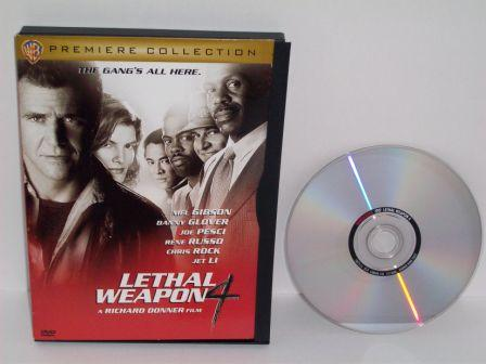 Lethal Weapon ...