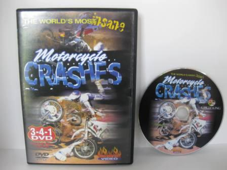 Motorcycle Crashes - DVD