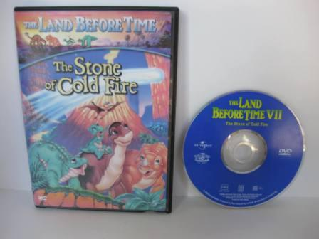 The Land Before Time VII: The Stone of Cold Fire - DVD