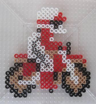 Excitebike (Excitebike) - Custom Fuse Bead Set