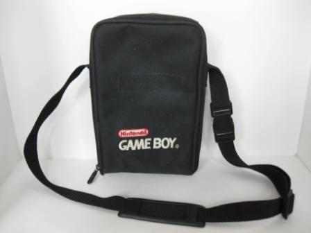 Game Boy Soft System Carrying Case (Black) - Gameboy Accessory