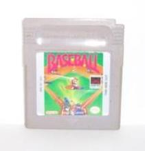 Baseball - Gameboy Game