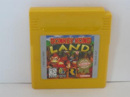 Donkey Kong Land - Gameboy Game