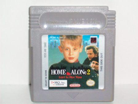 Home Alone 2: Lost in New York - Gameboy Game