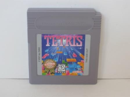 Tetris - Gameboy Game