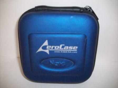 GBA SP Storage & Travel Case (Blue) - GBA SP Accessory