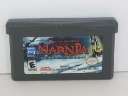 Chronicles of Narnia - Gameboy Adv. Game