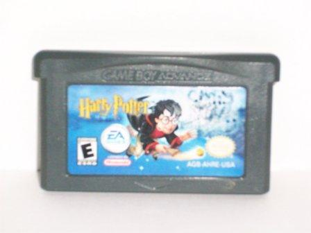 Harry Potter and the Sorcerers Stone - Gameboy Adv. Game
