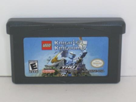 LEGO Knights Kingdom - Gameboy Adv. Game