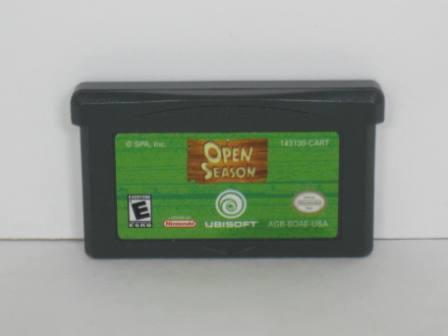 Open Season - Gameboy Adv. Game