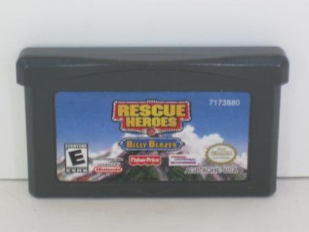 Rescue Heroes: Billy Blazes - Gameboy Adv. Game