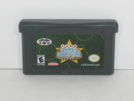 Texas Hold Em Poker - Gameboy Adv. Game