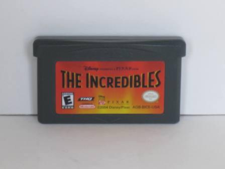 Incredibles, The - Gameboy Adv. Game