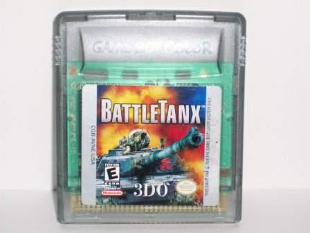 BattleTanx - Gameboy Color Game