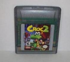 Croc 2 - Gameboy Color Game
