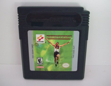 International Track and Field - Gameboy Color Game